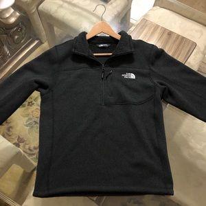 The Northface Quarter Zip Sweater